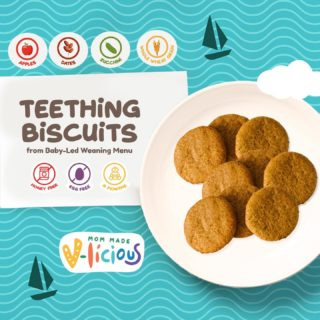 Teething Biscuits
