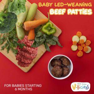 Baby Beef Patties