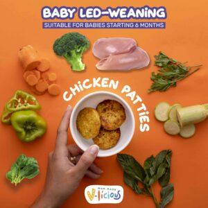 Baby Chicken Patties